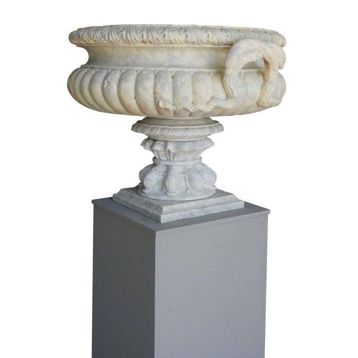 román stílusú váza