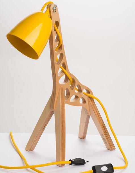 Светильник-жираф | Мебель для дома в журнале AD | AD Magazine