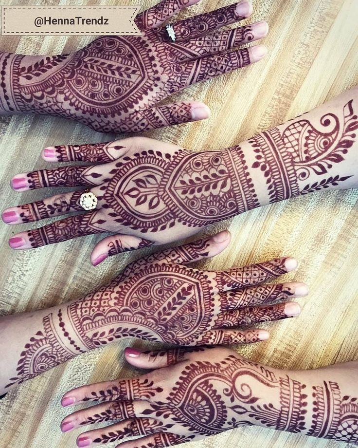 Latest & Best Eid Mehndi Designs (6)