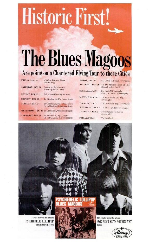Image result for blues magoos billboard magazine