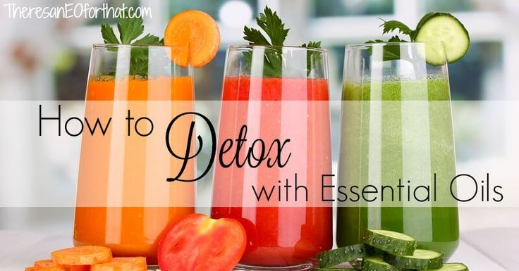 There are many essential oils for detox. This guide will help you determine the best essential oils for each detox pathway as well as the lifestyle changes needed to heal.