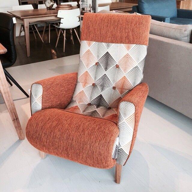 Sleepy Hollow arm chair