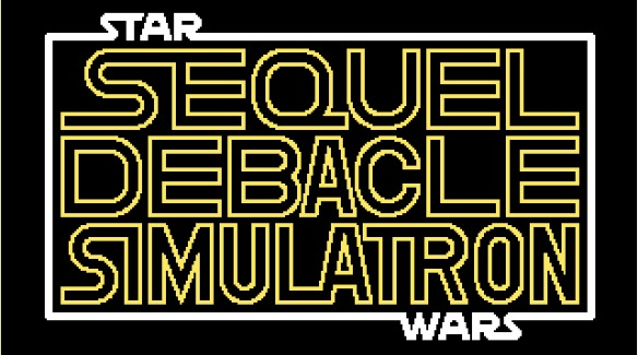 Make Your Own Awful Star Wars Movie!