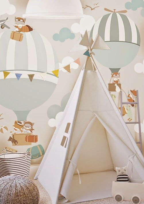 Modern Country Style: Modern Country Bedrooms For Boys! Click through for details.