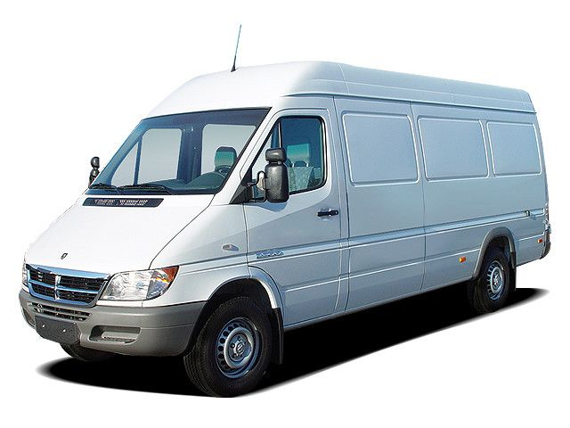 2004 Dodge Sprinter Wagon 2500 High Ceiling 118 In Wb Available