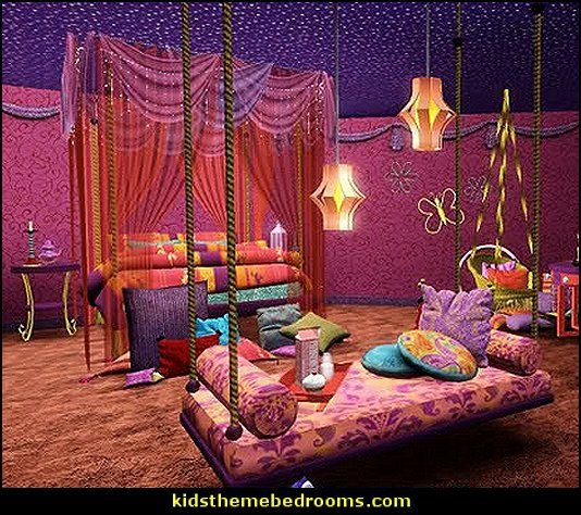 i dream of jeannie bedroom decorating ideas moroccan furniture - Moroccan Bedroom Decorating Ideas