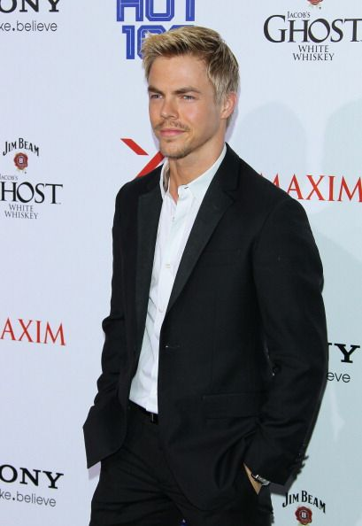 Derek hough dancing solo