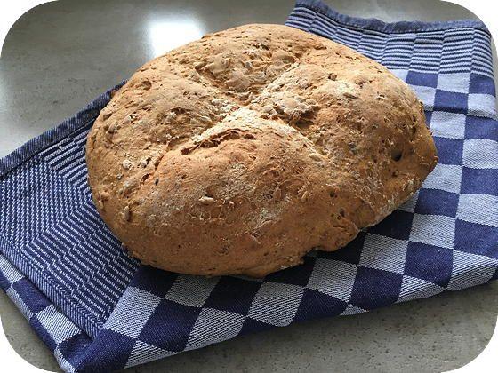 Rustiek Brood van Koopmans
