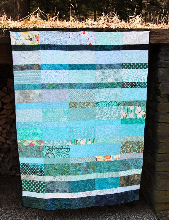 17 Best images about Sea Glass, Beach, and Ocean Quilts & Textile Art on Pinterest Quilt, Aqua ...