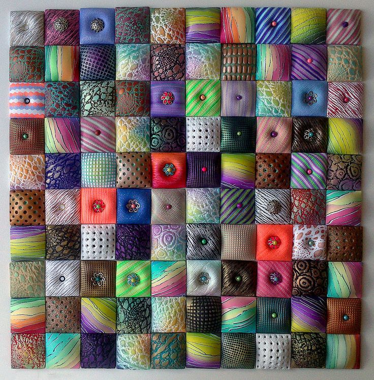 Polymer Clay Inchies Bymadreselva61 Euroclay Madrid 2017