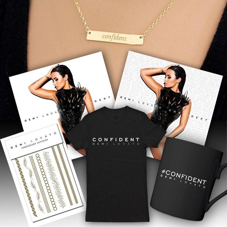 Demi Lovato, - Confident Super Deluxe Bundle