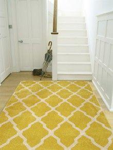 die besten 25 gelbe teppiche ideen auf pinterest grau gelbes zimmer gelbes wohnzimmer und. Black Bedroom Furniture Sets. Home Design Ideas