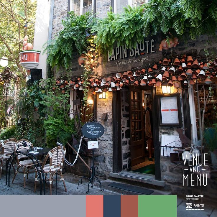 Anytime the weather permits it in Quebec City, take the table on the terrasse. Remember there is a long winter coming. We love Le Lapin Sauté for the rabbit , of course, but also for the delightful alfresco dining atmosphere. #weekendinQuebeccity #aFrenchaffair #venueandmenu