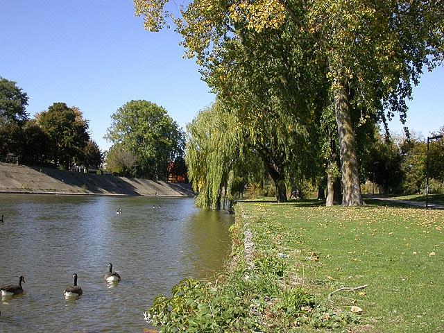 Harris Park - London Ontario
