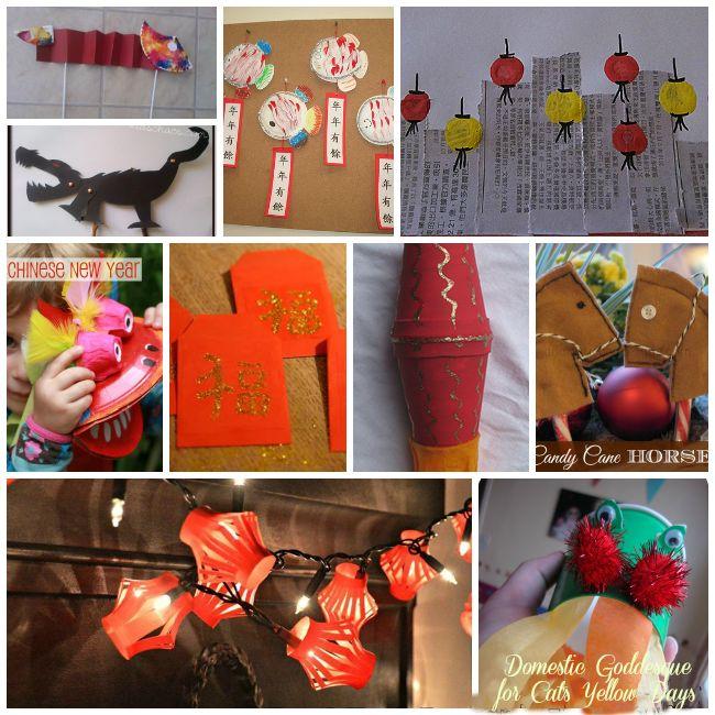 New Year Calendar Craft : Best chinese new year calendar ideas on pinterest
