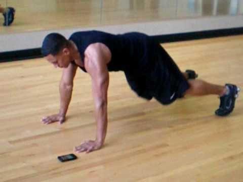 2 min chest workout