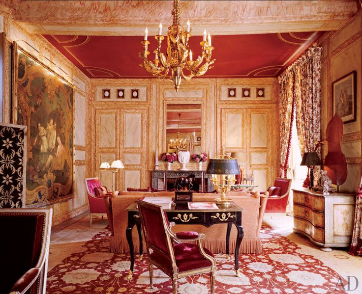 4361 best more is more redolent rich interiors images on for French couture houses