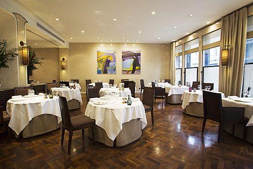 The Square Restaurant, Mayfair London