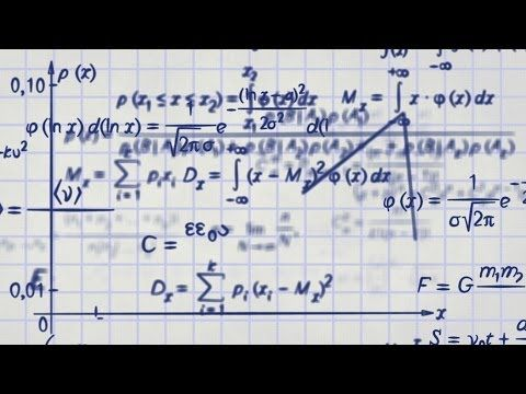 The Map of Mathematics - YouTube