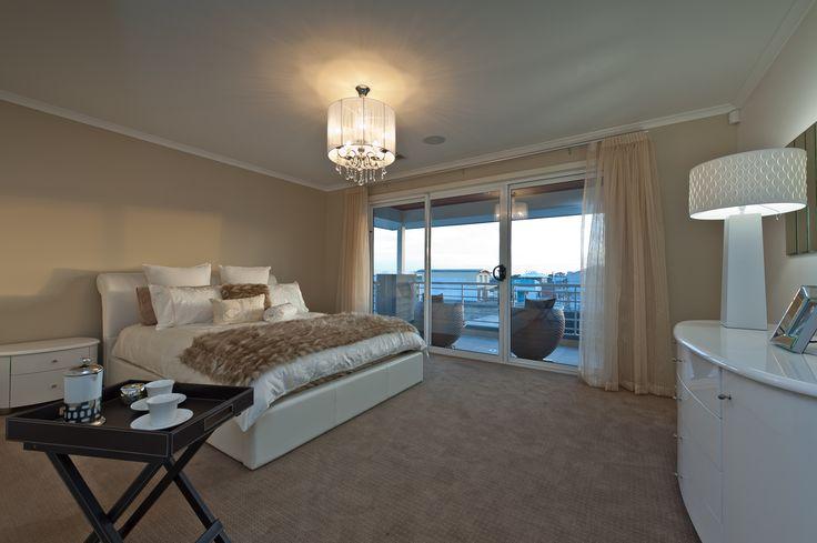 Rio Display Home at Lightsview - Master Bedroom http://sa.rivergumhomes.com.au/home-designs/rio