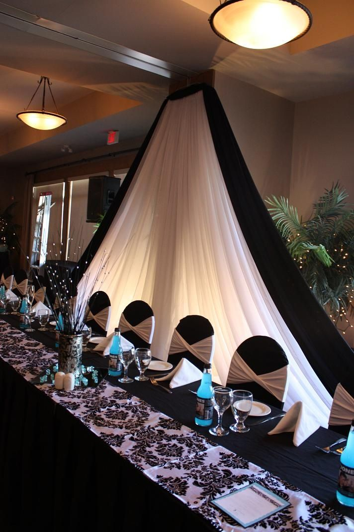 539 best images about drape ideas for tent tables on for Decoracion salones