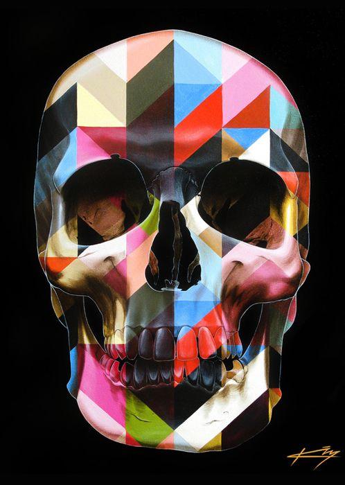 best 25+ skull artwork ideas only on pinterest | skull art, slash, Human Body