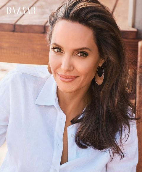 Angelina Jolie Writes a Letter to You from Namibia | Amazing ...