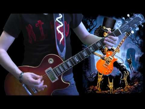 Slash & Myles Kennedy   Halo (full cover with backing track)