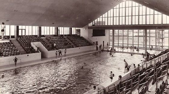 Southampton Central Swimming Baths Swimming Pinterest Swimming Southampton And Bath