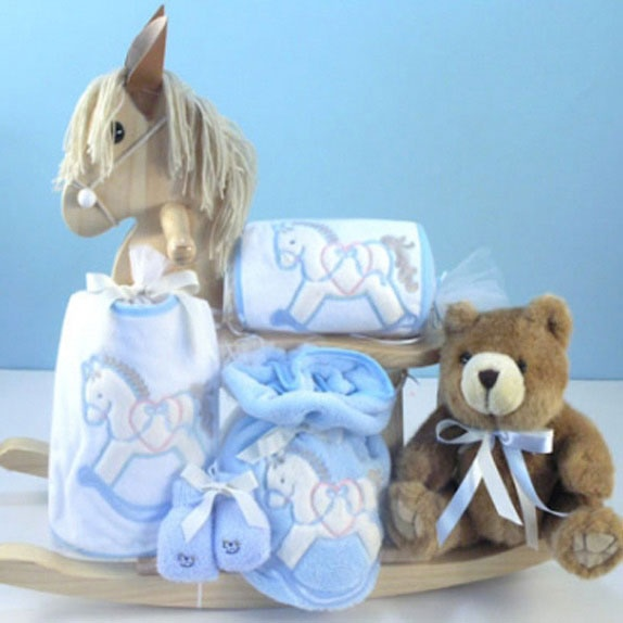 Personalized Baby Gift Baskets Rocking Horse : Best health personal care baby child images