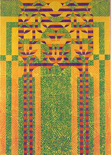 Mari Rantanen: Before you speak 1, 2005. Akryyli ja pigmentti