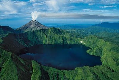 Papua NewGuinea. I will always dream of it!