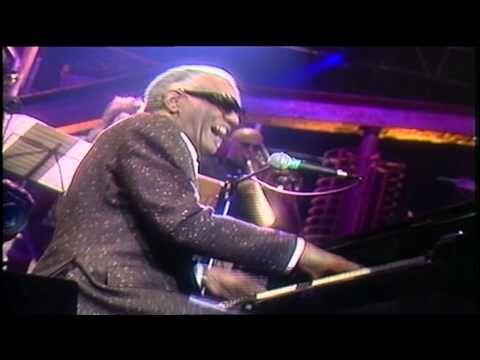 Ray Charles - Mess Around (From Legends Of Rock n Roll DVD) - YouTube