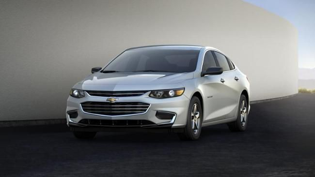 Chevy Malibu With Latest Trims Models More Chevrolet Dealer In