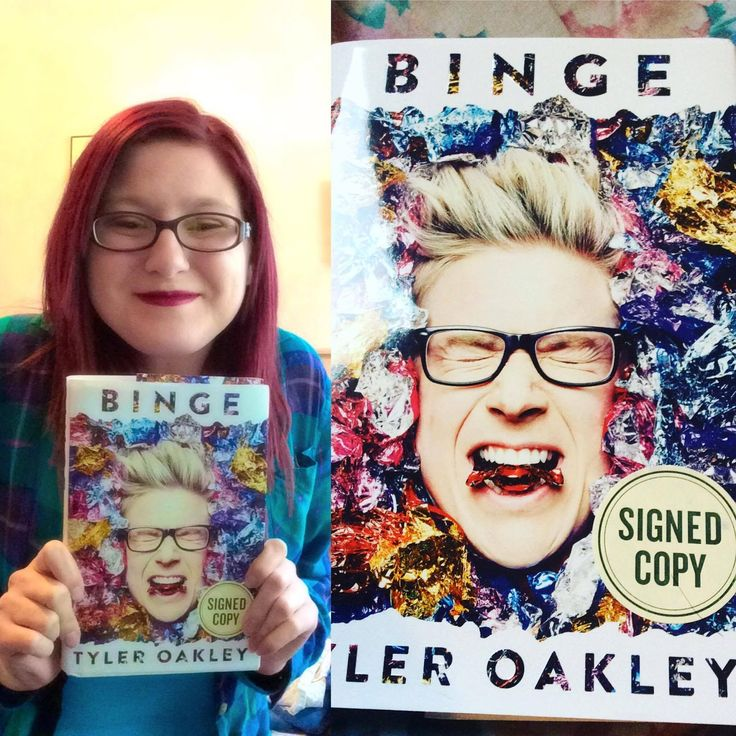 Tink88 : Book Review: Binge by Tyler Oakley  Absolutely amazing book!