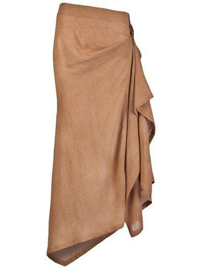 MICHAEL KORS - sarong skirt