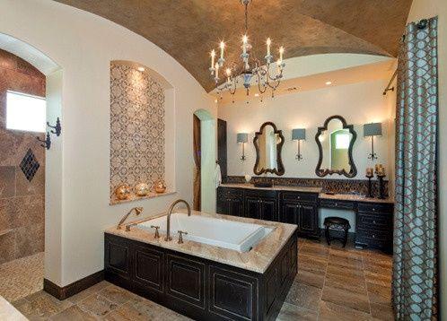 Best  Walk Through Shower Ideas On Pinterest Rainhead Shower Big Shower And Natural Open Bathrooms