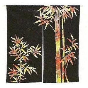 Japanese noren (short doorway curtain)