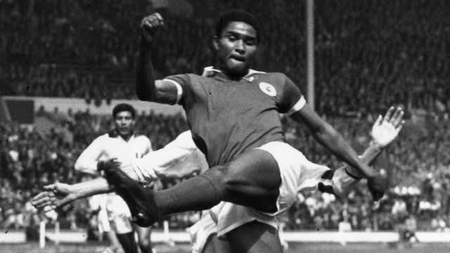 05 Jan: Portugal football legend Eusebio, who was top scorer at the 1966 World Cup, has died at the age of 71. Born in Mozambique in 1942 when it was still a Portuguese colony, Eusebio da Silva Ferreira went on to play 64 times for Portugal, scoring 41 goals.