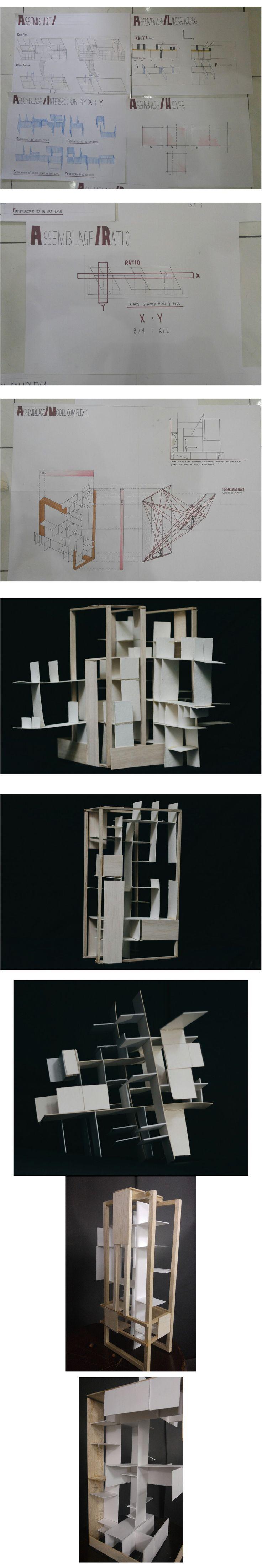 Assemblage - Ahmad Fadlan Awriya/Kelompok 2B/Fasilitator: Nadia Amira