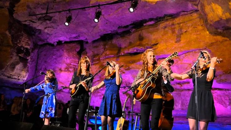 Quebe Sisters Band, Jesse Polka (Bluegrass Underground)