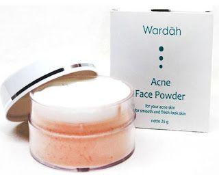 Harga Bedak Acne Face Powder Wardah Terbaru 2016 | Harga Bedak