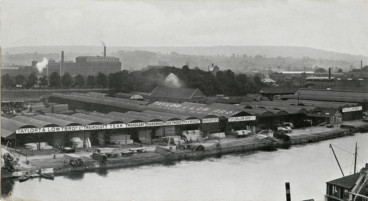 Taylor & Low Brothers Ltd, Timber Importers, Bristol