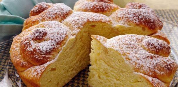 torta brioche ricette dolci