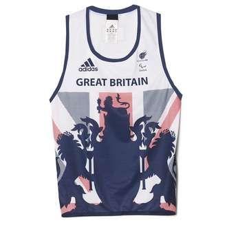 adidas Team GB 2016 Shimmel Vest