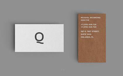 Free Business Card Mokup