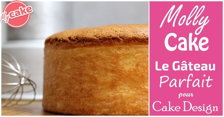 [Recette] Molly Cake, le numéro 1 des gâteaux de Cake Design