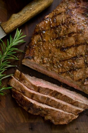 ... of Steak on Pinterest | Blue cheese, Flank steak and London broil