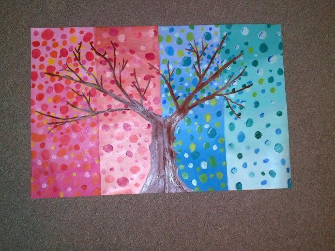 My own seasonal tree