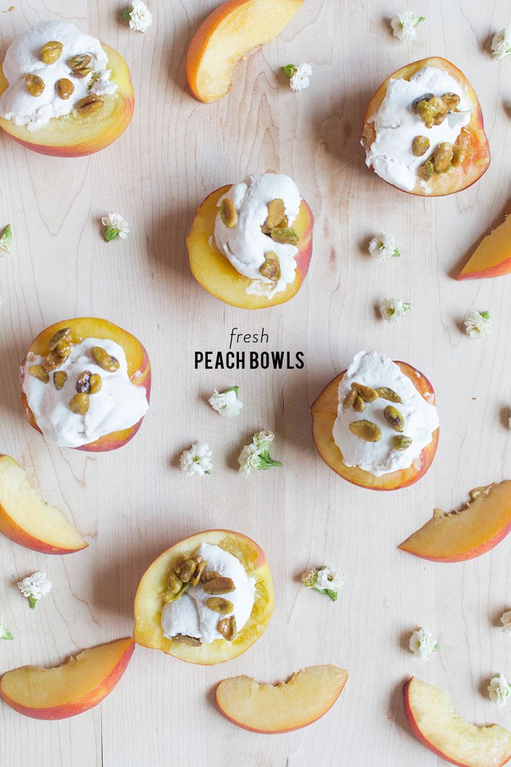 Crafted by Kara Stout, this summer recipe takes peaches and ice cream to a whole new level. And we won't even tell you how healthy it actually is. Why ruin all the fun? Homemade coconut ice cream, candied pistachios and fresh peaches are match made in heaven.  Learn how to make this crazy simple dessert below. It goes […]